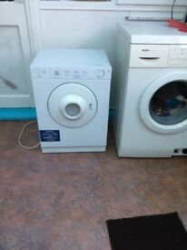 working Indesit 3kg low high ls31v reverse choice tumble dryer
