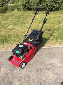 Mountfield Empress self propelled roller mower
