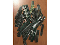 Pile of old computer RAM sticks