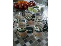 Irish coffee glasses