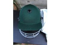 Cricket Helmet and gloves