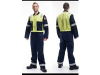 ROOTS BOILER SUIT FIREPROOF