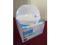 Mothercare POD Microwave Steriliser with instructions and original box London W11