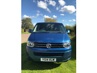 VW TRAN-ER T30SE 140TDI SWB 1968 cc AUTOMATIC DIESEL WITH WHEEL CHAIR LIFT AND DOCKING