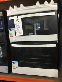 ***NEW Zanussi 60cm wide electric cooker for SALE with 1 year guarantee***
