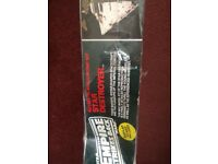 Vintage Star Wars Empire Strikes Back Dark Destroyer Scale Model Kit, 1982