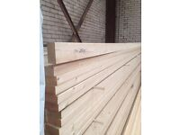 Planed C24 timber 4x2 45mmx95mm 3m(10ft) and 4.8m(16ft)