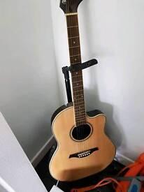 Vintage VR6 - natural synergy guitar