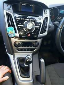 Ford Focus 1.6tdci titanium
