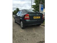 2000 Vauxhall Astra 1.6 manual petrol COMPLETLY MINT & LOW MILES