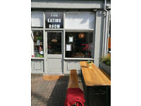 Double Fronted Property To Let - Cafe/Bar - Alcohol Licence - Parking - Outside Space