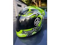 Nitro motorcycle helmet ninja