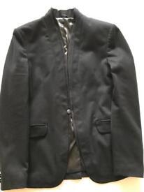 Men's black Zara blazer