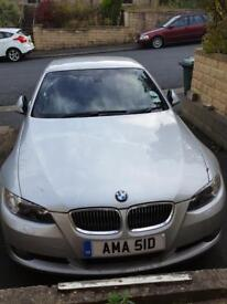 2008 BMW 335i SPORT AUTO 2 DOOR COUPE BLUE FULLY LOADED LEATHERS