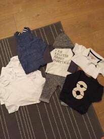 NEXT baby clothes 3-6 months
