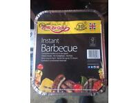 🍔🍔 Disposable BBQ 🍗 🍗 ONLY £1