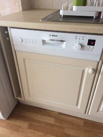 Bosch Dishwasher - offers invited