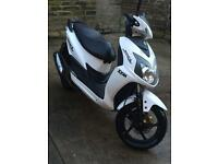 2014 SYM jet 4 125cc scooter moped