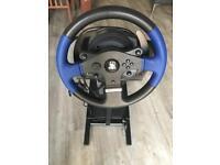 Thrustmaster t150 steering wheel