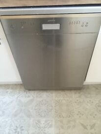 Spares or repairs dishwasher