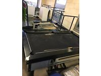 2 Pool Tables, damaged in need of repair collection only (no pool table mover)