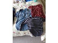 Maternity Clothes- size 10 bundle