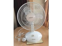 Challenge 12 inch electric fan