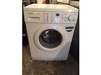 New Model BOSCH Classixx 6 1200 Digital Washing Machine (Fully Working & 4 Month Warranty)