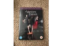 The vampire diaries 5th season