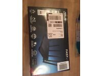 RT-AC3200 Triband gigabit Router. or sale. Brand new in original packaging.
