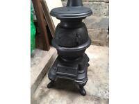 Log Burner - Used