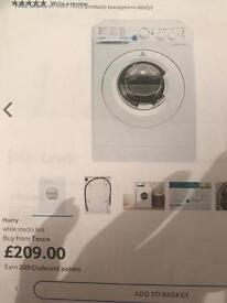 Indesit Washer Machine