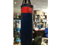 Heavy punchbag for sale in like new condition £40