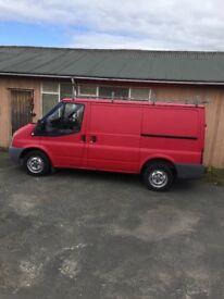 FORD TRANSIT 110 T280S FWD 2007