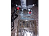 wood router and Bits
