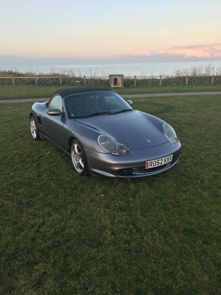 Porsche Boxster s 3.2 | in Margate, Kent | Gumtree on porsche carrera gt car, 2001 porsche boxster sale, porsche pdk, used porsche boxster sale, porsche custom,