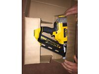 Dewalt first fix 18v nail gun