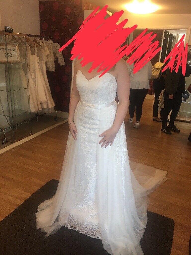 Rebecca Ingram wedding dress | in Southampton, Hampshire | Gumtree
