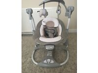 Ingenuity Convertme Swing-2-Seat Baby Swing