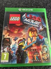 Lego the movie game