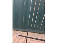 shakespeare sigma wand 1880 fishing rod