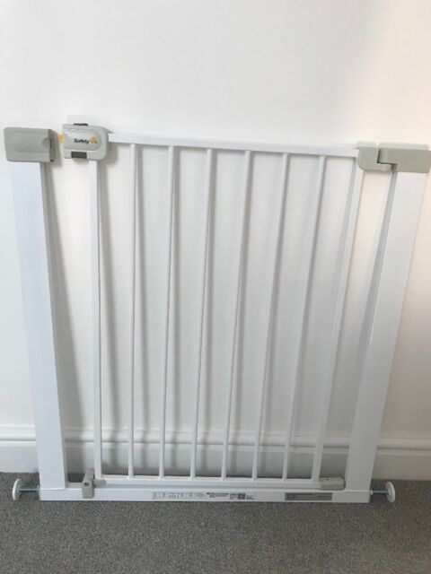 Standard or wide stair gates baby gates safety gates standard and wide   in  Bedlington, Northumberland   Gumtree