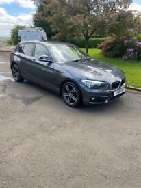 image for BMW 118i Sport 5dr (Nav) 18 plate