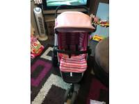 Quinny Pushchair With Genuine Qinny Accessories