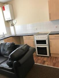 One bed flat in Crumpsall Parkhill Avenue M8 4GZ