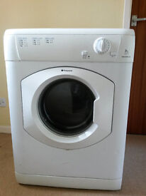 Hotpoint tumble dryer, vented type