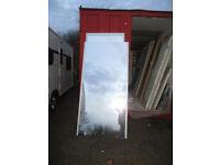 mirrored wardrobe door
