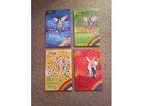 4 of the Pet Keeper Fairies - Rainbow magic Fairies (books 29,32,33 and 35)