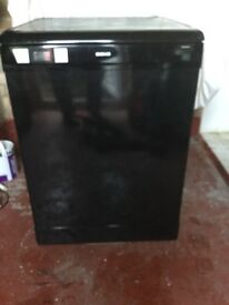 Biko black dishwasher