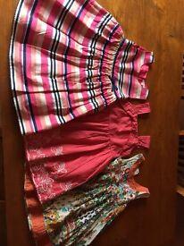 3 Summer Dresses - Various Sizes